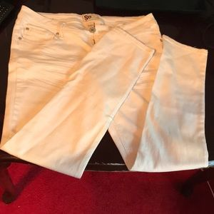 Other - White Jeans for Girls! (Preowned) (Size 13)